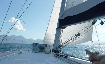 Promoção especial para alugar um barco para as férias de julho!
